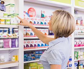 Création solution packaging santé